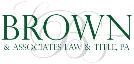 Tampa, Clearwater, St Petersburg | Brown and Associates Law & Title, PA