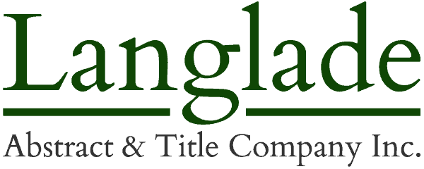 Antigo, WI Title Company | Langlade Abstract and Title Company, Inc.