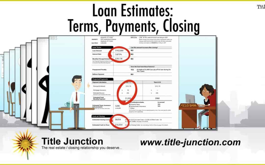 Understanding Your Loan Estimate: Terms, Payments and Closing Costs