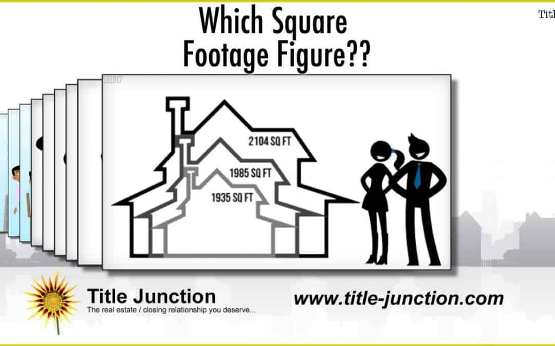 Which Square Footage Figure Should I Use?