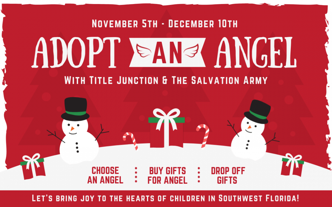 Title Junction's Christmas Angel Tree
